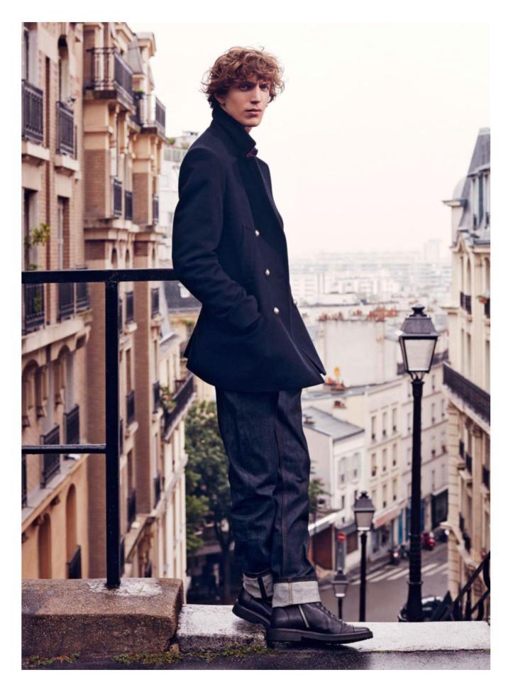 GQ France - November 2016