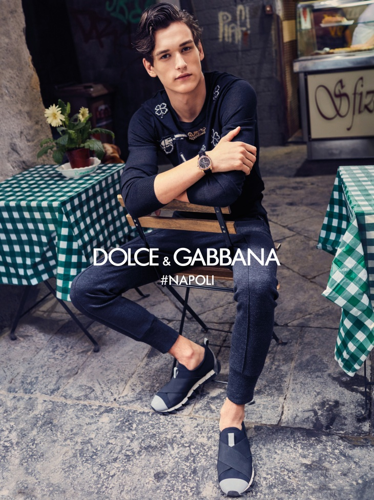 Dolce & Gabbana Watches - Fall/Winter 2016