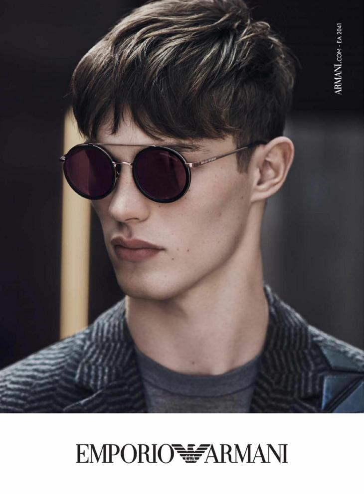 Emporio Armani Eyewear - Fall/Winter 2016