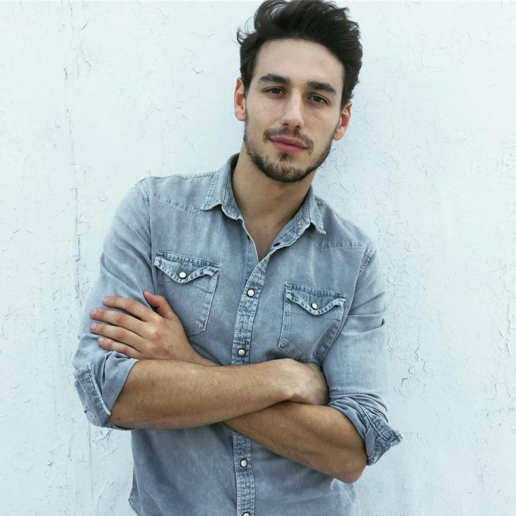 Mariano Ontañon @ ReQuest Model MGMT