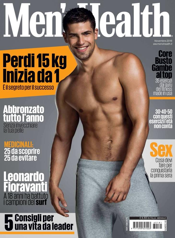 Men's Health Italia - November 2016