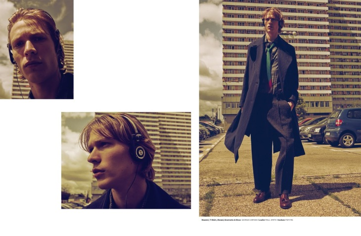 L'Officiel Hommes Germany - Fall/Winter 2016