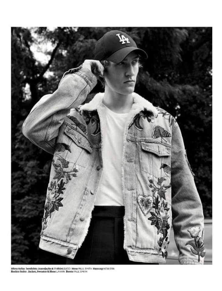 L'Officiel Hommes Germany - Fall 2016