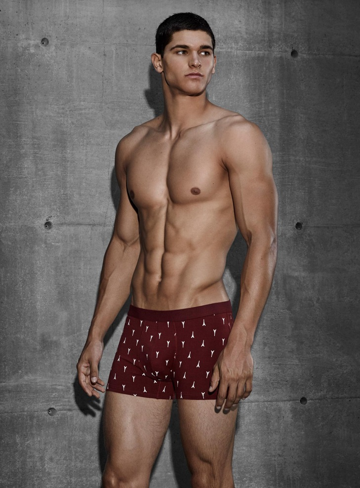 Simons Underwear - Fall 2016