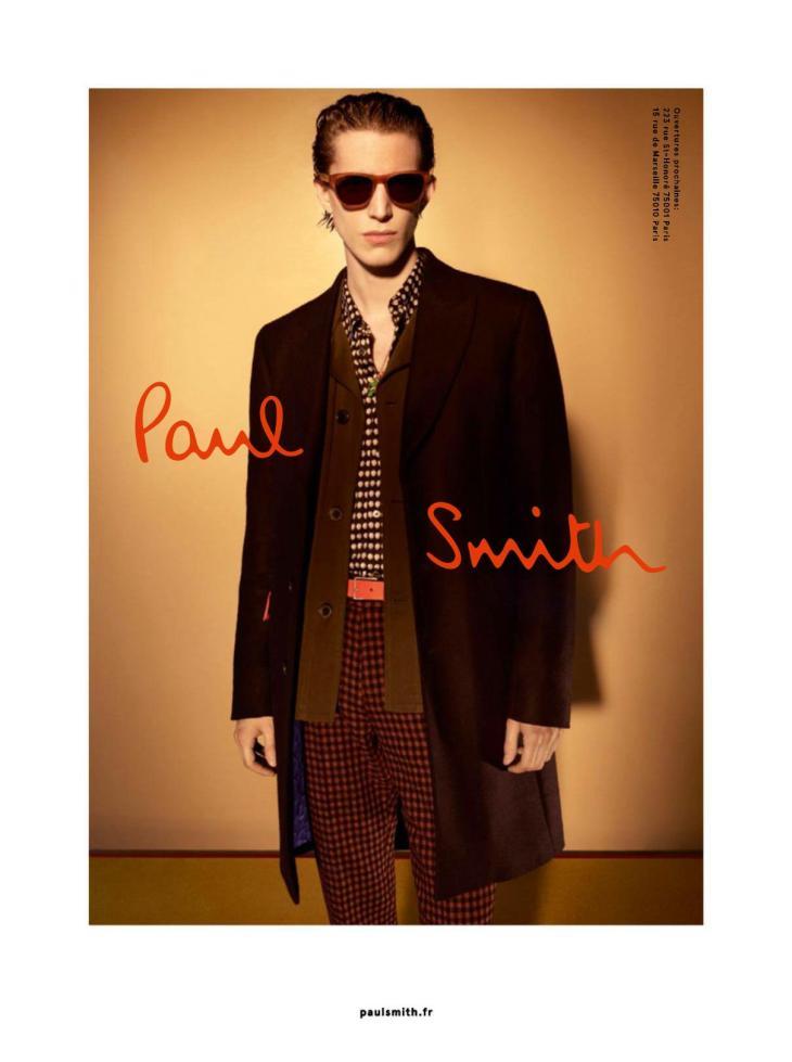 Paul Smith - Fall/Winter 2016