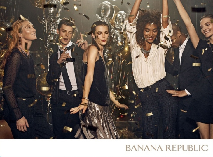 Banana Republic - Holiday 2016
