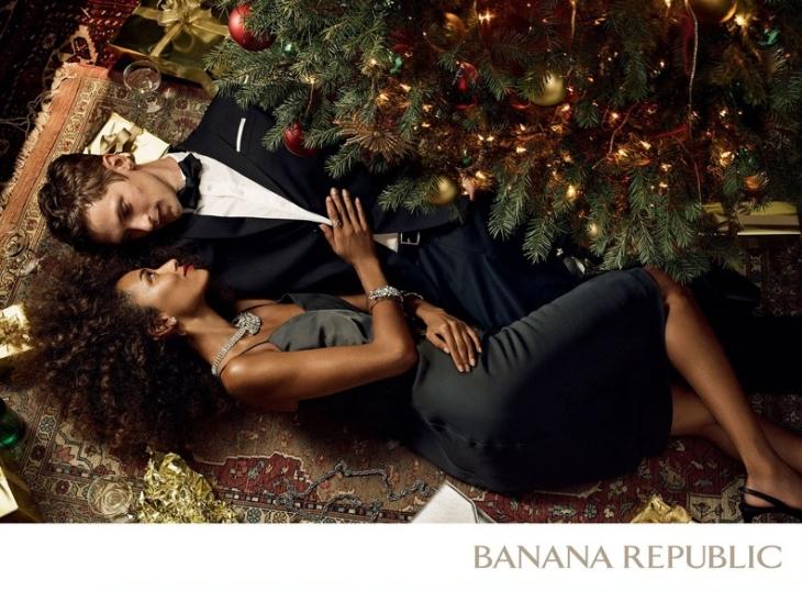 Banana Republic - Holiday 2016