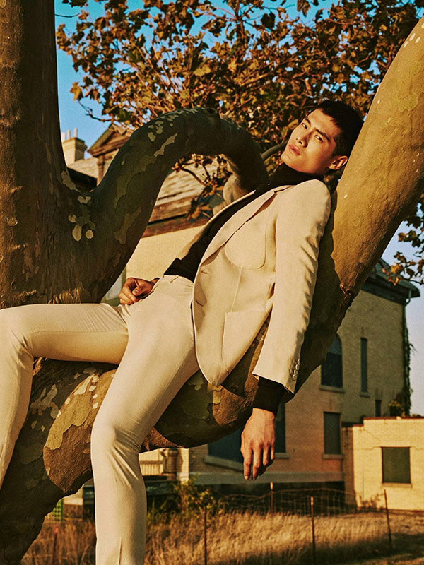 HArper's Bazaar Men Thailand - Fall/Winter 2016