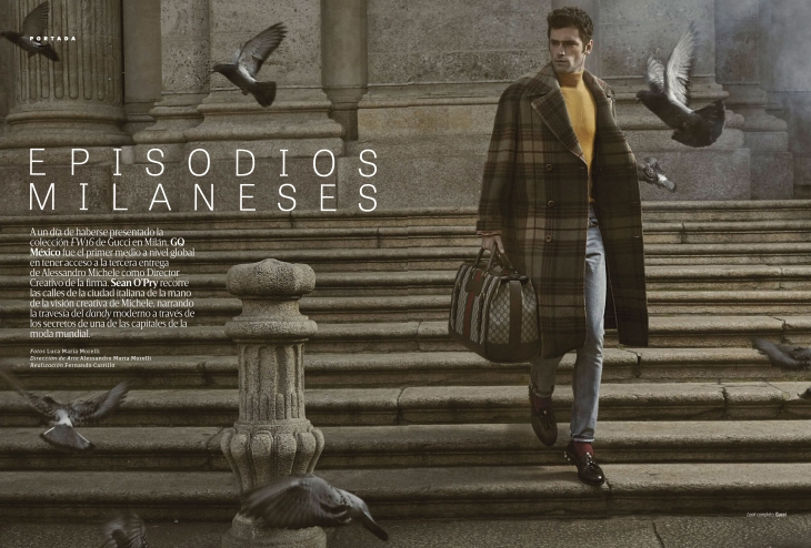 GQ Style Mexico - Fall/Winter 2016
